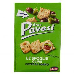 GRAN PAVESI-Gran Pavesi Sfoglie Olive 160 g