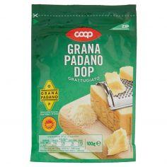 Coop-Grana Padano DOP Grattugiato 100 g