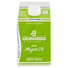 GRANAROLO-Granarolo Latte Magro 0% 500 ml