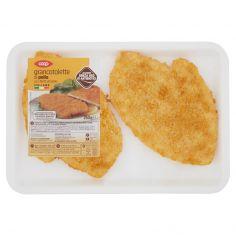 Coop-grancotolette di pollo con filetti di pollo Italiano 260 g