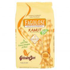 GRISSIN BON-GrissinBon Fagolosi Kamut Bio 2 x 125 g