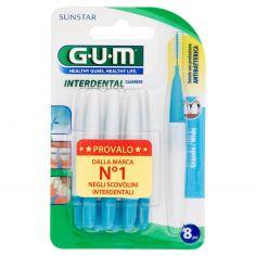 GUM-Gum Interdental Cleaners Grande 8 pz