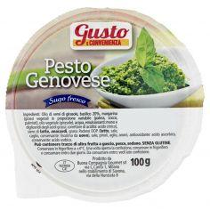 GUSTO E CONVENIENZA-Gusto e convenienza Pesto Genovese 100 g