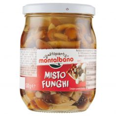 GUSTOPARTY-gustoparty montalbano Misto Funghi 530 g