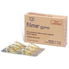 FILME-Gyno Ovuli vaginali - 1 blister da 6 ovuli