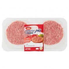 Coop-hamburger di bovino più con speck 2 x 110 g