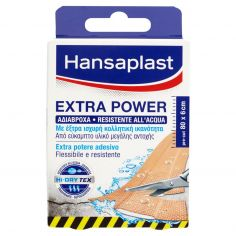 HANSAPLAST-Hansaplast Extra power 80 x 6 cm