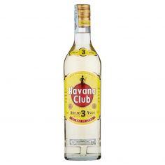 HAVANA CLUB-Havana Club Añejo 3 Años Rum 70 cl