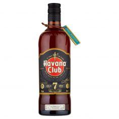 HAVANA CLUB-Havana Club Añejo 7 Años 70 cl
