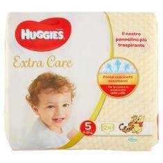 EXTRA CARE-Huggies Extra Care Pannolini 5 11-25 kg 24 pz