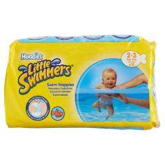 LITTLE SWIMMERS-Huggies Little swimmers 2-3 3kg-8kg x12