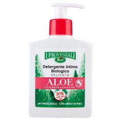 I PROVENZALI BIO-I Provenzali Bio Aloe Detergente Intimo Biologico Delicato 200 ml