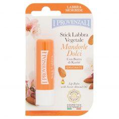 I PROVENZALI-I Provenzali Stick Labbra Vegetale Mandorle Dolci Idratante 5,5 ml