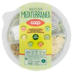 Coop-Insalata Mista Mediterranea 175 g