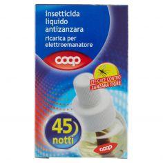 Coop-insetticida liquido antizanzara ricarica per elettroemanatore 35 ml