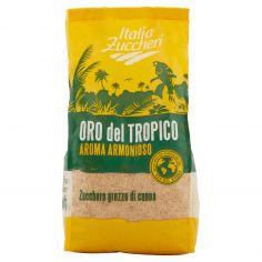 ITALIA ZUCCHERI-Italia Zuccheri Oro del Tropico Zucchero grezzo di canna 1 kg