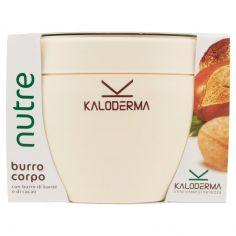 KALODERMA-Kaloderma nutre burro corpo Pelle Secca e Molto Secca 300 ml