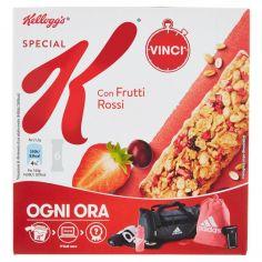 SPECIAL K-Kellogg's Special K con Frutti Rossi 6 x 21,5 g