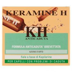 KERAMINE H-Keramine H KH Anticaduta Azione d'Urto 12 x 6 ml