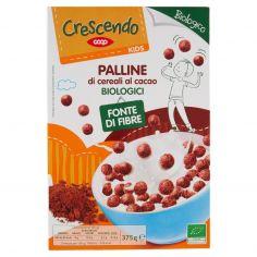 Coop-Kids Palline di cereali al cacao Biologici 375 g