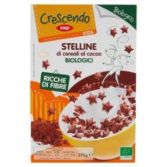 Coop-Kids Stelline di cereali al cacao Biologici 375 g