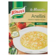 KNORR-Knorr le Minestre Anellini 82 g