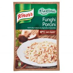 LA RISOTTERIA-Knorr Risotteria Funghi Porcini 175 g