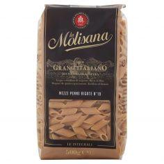 LA MOLISANA-La Molisana integrale 19 Mezze Penne Rigate 500 g