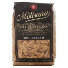 LA MOLISANA-La Molisana integrale 66 Farfalle Rigate 500 g