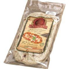 La vera focaccia romana rusticana Base per pizza 400 g