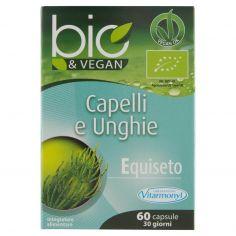 VITARMONYL-Laboratoires Vitarmonyl bio&Vegan Capelli e Unghie 60 capsule 30 giorni