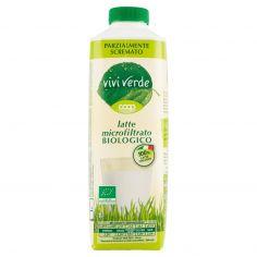 Coop-latte microfiltrato Biologico Parzialmente Scremato 1 L