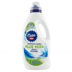 Coop-Lavatrice Liquido Aloe Vera 2 l