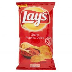 LAY'S-Lay's Gusto Paprika Dolce 133 g