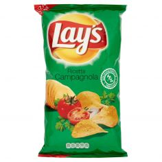LAY'S-Lay's Ricetta Campagnola 133 g