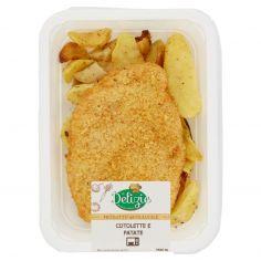 Le Delizie Cotolette e Patate
