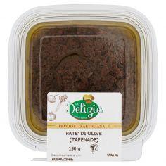 Le Delizie Paté di Olive 150 g