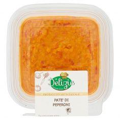 Le Delizie Paté di Peperoni 150 g