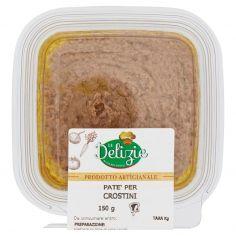 Le Delizie Paté per Crostini 150 g