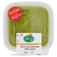 Le Delizie Pesto alla Genovese Senza Aglio 130 g