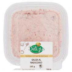 Le Delizie Salsa al Radicchio 150 g