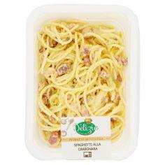 Le Delizie Spaghetti alla Carbonara