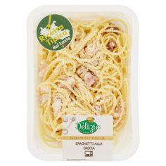 Le Delizie Spaghetti alla Gricia