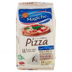 LE FARINE MAGICHE-Le Farine Magiche Mix a base di Farina per Pizza 1 kg