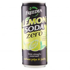 LEMONSODA-Lemonsoda Freedea zero 33 cl