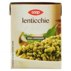 Coop-lenticchie 380 g