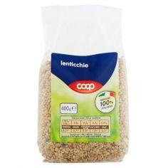 Coop-lenticchie 400 g