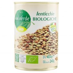 Coop-lenticchie Biologiche 400 g