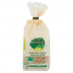 Coop-lenticchie mignon Biologiche 500g