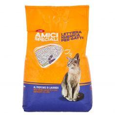 Coop-Lettiera Igienica per Gatti al Profumo di Lavanda